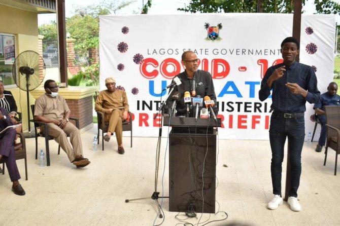 Coronavirus: Lagos to go House to House