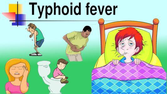 Typhoid Fever: Causes, Symptoms, Treatment