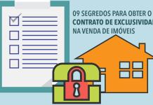 09 Segredos para obter o contrato de exclusividade na venda de imóveis