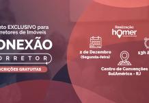 Rio de janeiro recebe o Conexão Corretor - Evento Gratuito
