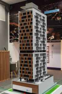 Maquete feita em impressora 3D é aposta do mercado imobiliário para aumentar vendas