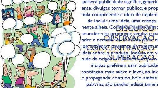 Publicitário Observação Concentração Superação …