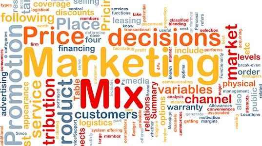 marketing do produto