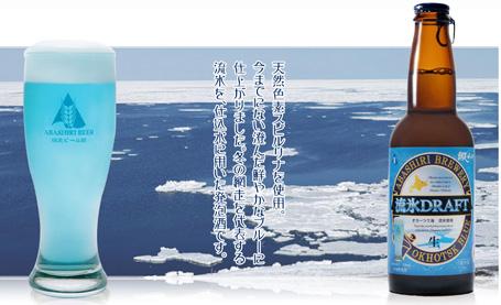 Cerveza azul
