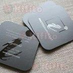 tarjetas de presentacion cuadradas dado 187875985567