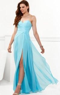 Formal Dresses Light Blue - Eligent Prom Dresses