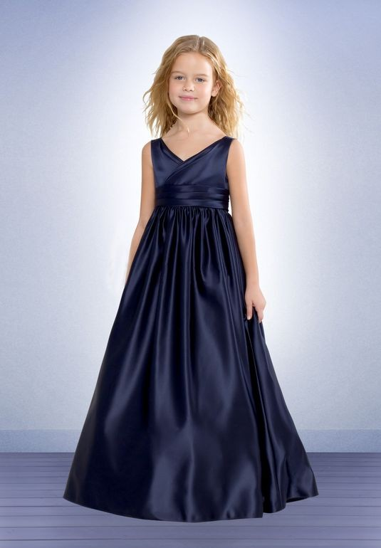 Getting The Basics Right With Navy Blue Bridesmaid Dresses