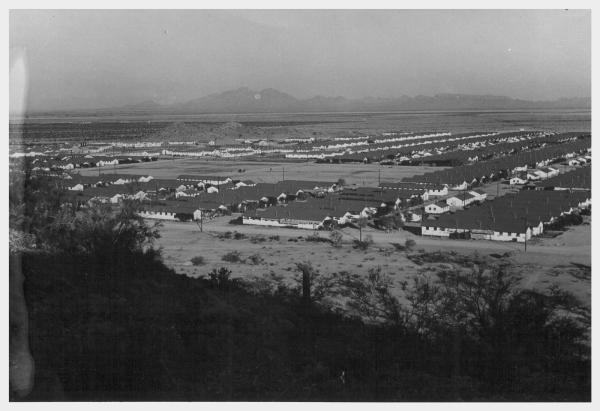 Japanese Internment Camps War Relocation Authority
