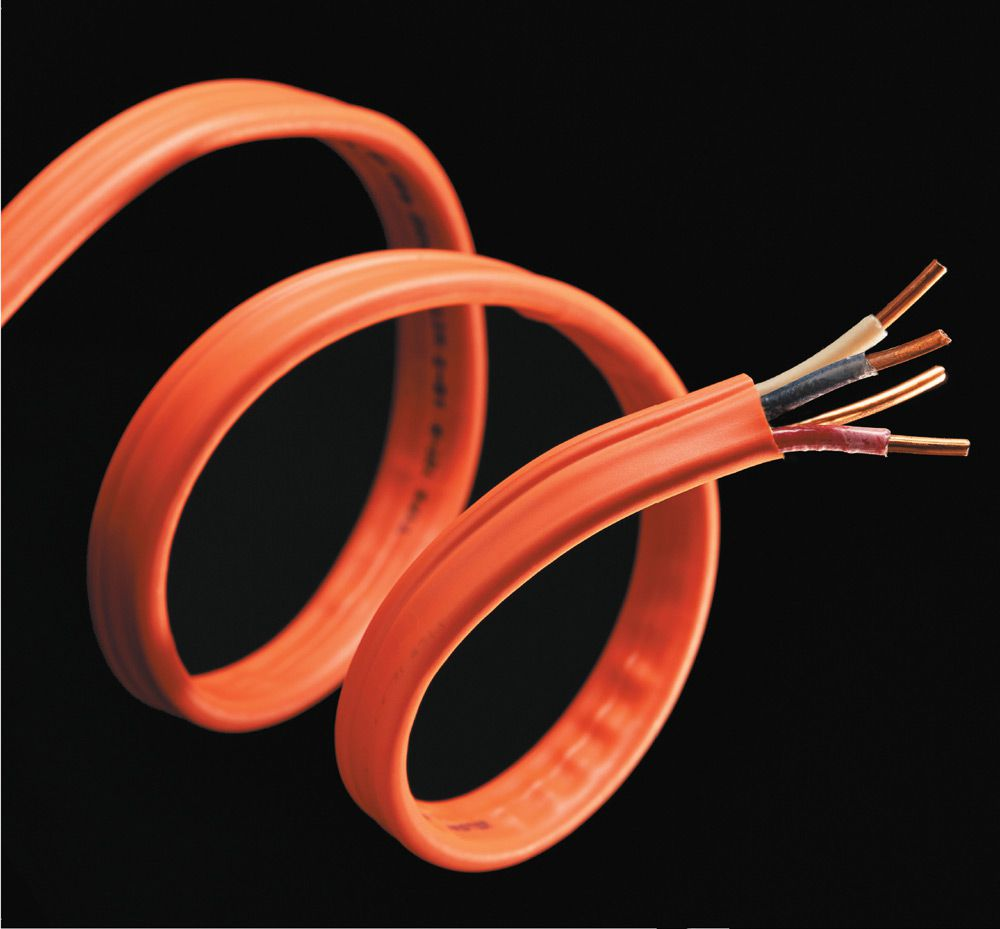 medium resolution of wire and cable comprise the electrical infrastructure in your home selecting the appropriate size and type and handling it correctly is absolutely
