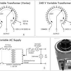Variable Transformer Wiring Diagram Nervous System And Functions For Variac Crossover Cable
