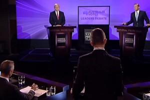 Leaders' debate in Australia 2013