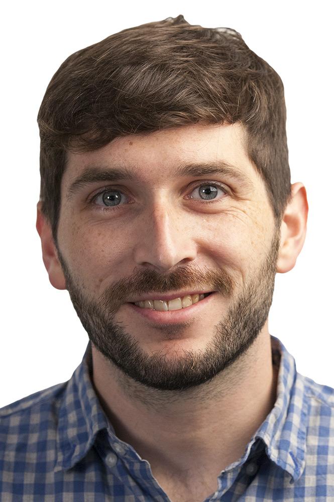 Portrait of Liam Andrew
