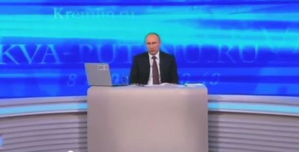 Putin TV Interview