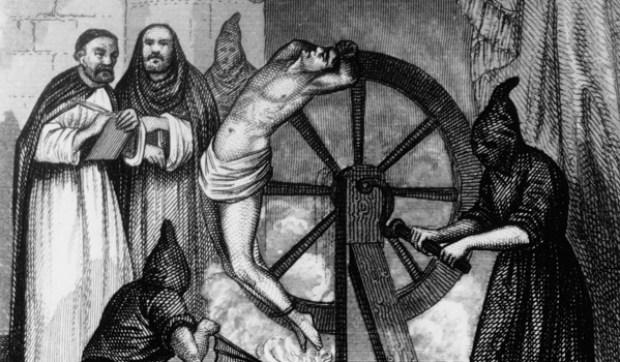 torture-wheel
