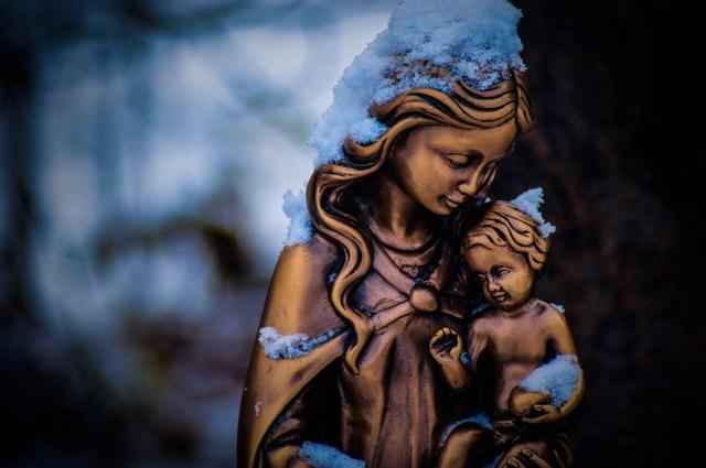 Maternal Body: Incarnational Theology through a Maternal Lens