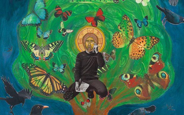 Zavitsanos, Contemplating the Creation