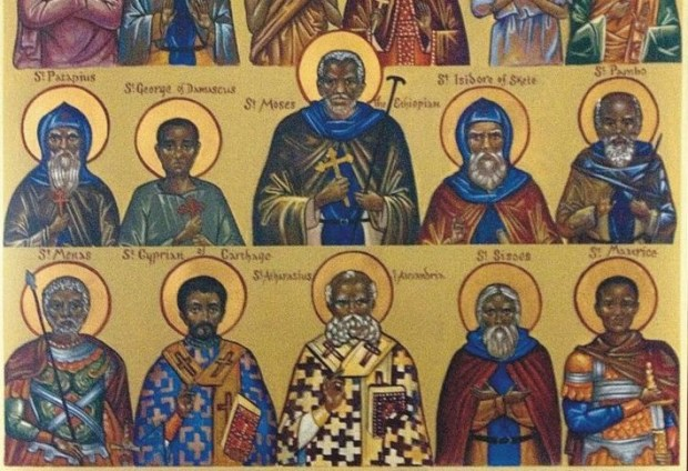 Orthodox Saints of Africa