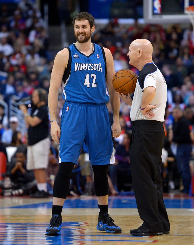 Like it or not, the Kevin Love watch is underway for ...