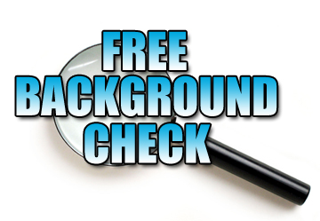 Image Result For Free Background Check Online No Credit Card Needed