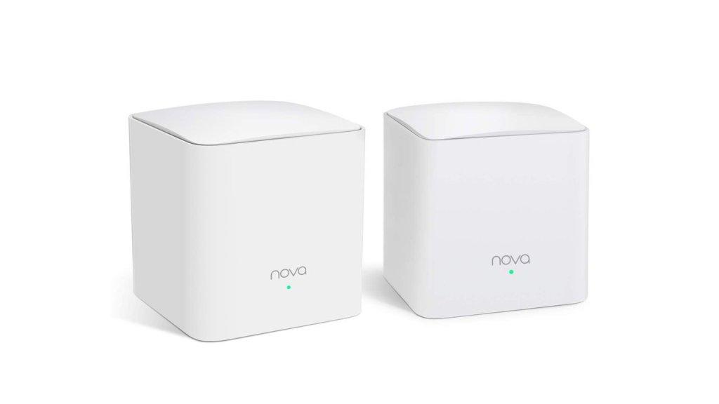 Tenda Nova MW5s Mesh WiFi System Review