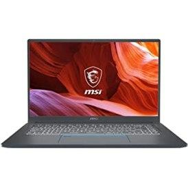 MSI Prestige 15 A10SC-011 Light Professional Laptop With Wifi 6