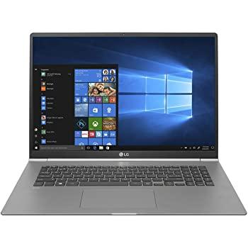 LG gram Thin and Light Thunderbolt 3 Laptop