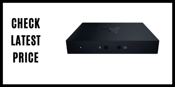 Razer Ripsaw HD Game Streaming Capture Card