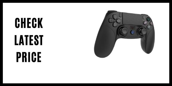 TUTUO wireless PS5 controller for Fortnite