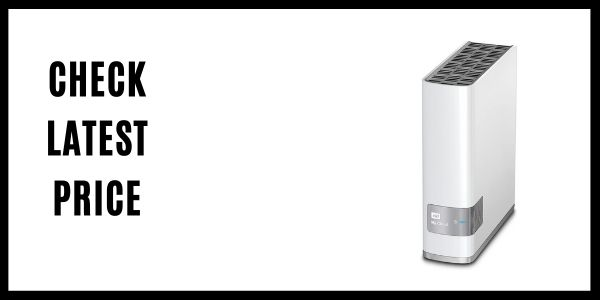 WD WDBCTL0030HWT-NESN 3TB My Cloud Personal Network Attached Storage