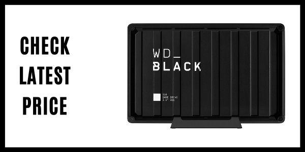 Western Digital Black D10