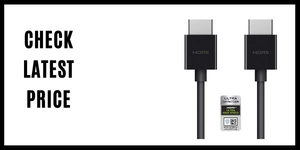 Belkin Ultra HD High Speed HDMI 2.1 Cable