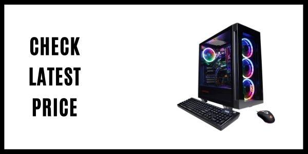 CyberpowerPC Gamer Supreme Liquid Cool Gaming PC