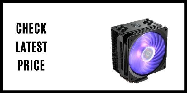 Cooler Master Hyper 212 RGB Black Edition CPU Air Cooler