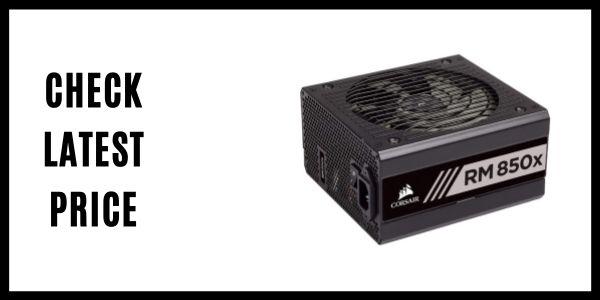 Corsair RMX Series, (CP-9020180-NA)Fully Modular Power Supply