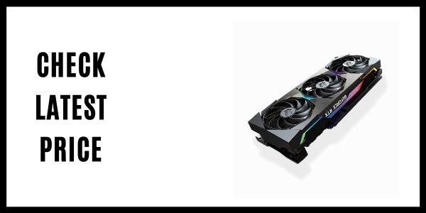 MSI Gaming GeForce RTX 3080 Ti Video Card RTX 3080 Ti Gaming X Trio 12G