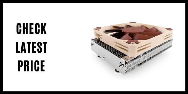 Noctua NH-L9a-AM4, Premium Low-Profile CPU Cooler
