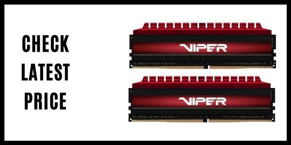 Patriot Memory Viper PV48G300C6K Dual Channel DDR4 Kit