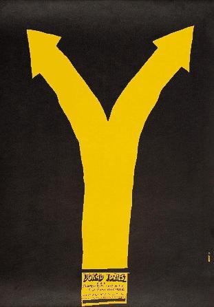 Which Way, student theater, 1970s, by Jan Sawka © Jan Sawka