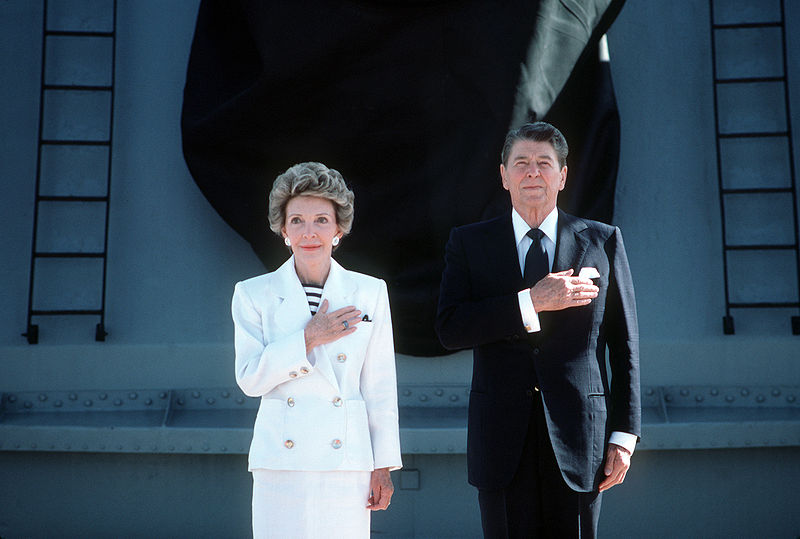 Public Speaking and Research: Hillary Clinton's Misplaced Admiration for Nancy Reagan