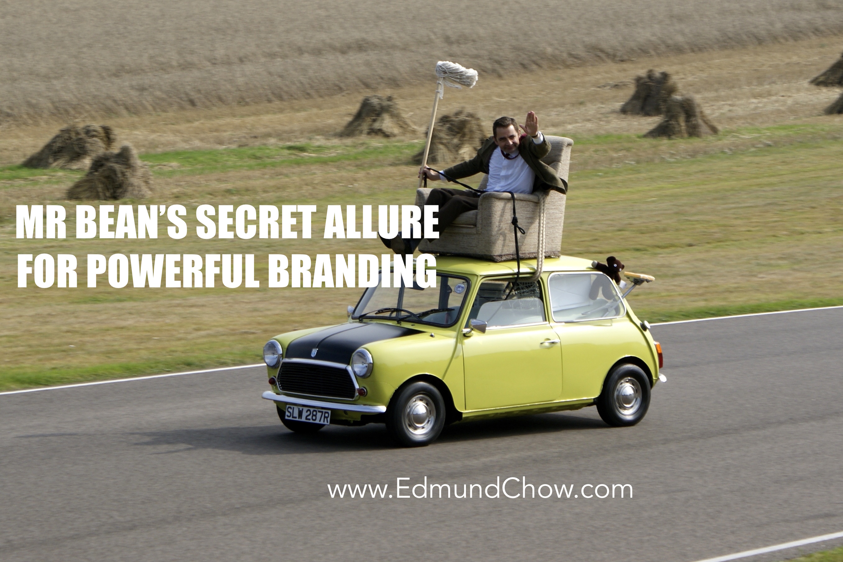 Storytelling and Story Selling: Mr Bean's Secret Allure for Powerful Branding