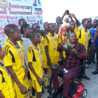 ADEWALE FC RETAINS SECOND EDITION UNDER 13 TOURNAMENT
