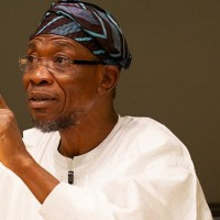 "Aregbesola decries tag of ""Executive Governor,"" says …"