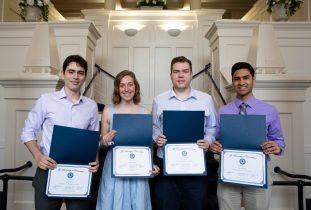 UConn Goldwater Scholars 2019