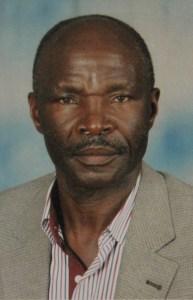 Major General(Retired) Dr. Gordon Kihalangwa