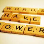 Woorden doen ertoe