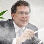 El tercer amparo para uso lúdico de marihuana es para… Ríos Piter