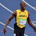 Usain Bolt empieza con su entrenamiento como futbolista