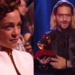 Natalia Lafourcade envía mensaje a Maluma tras polémica en los Latin Grammy