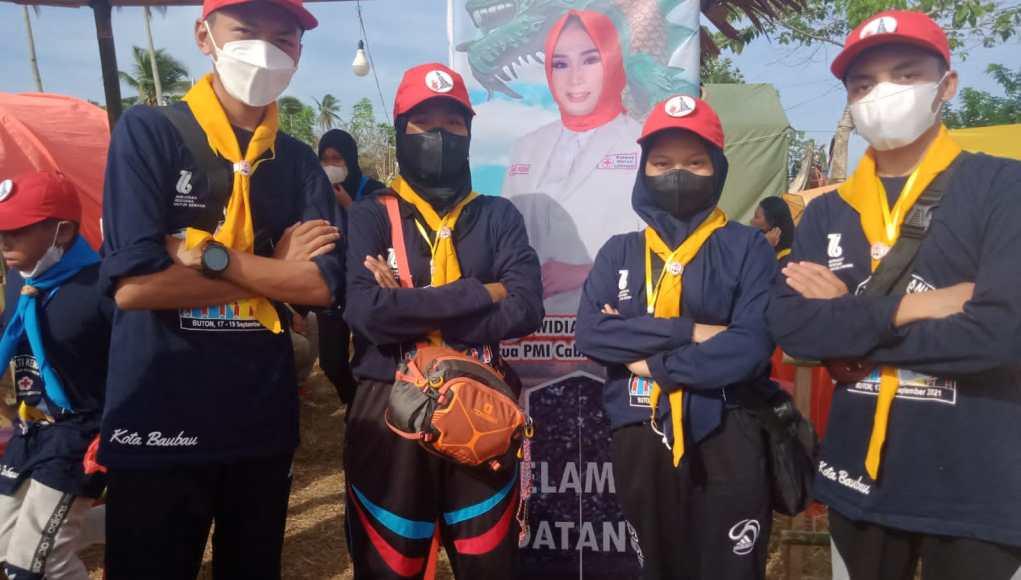 Empat siswa SMAN 1 Baubau