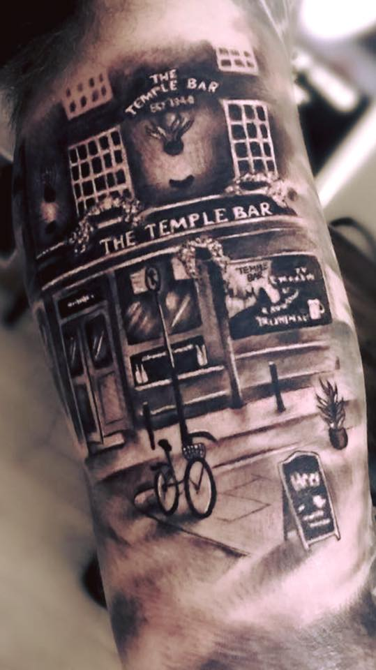 5 people who have tattoos of their favourite Dublin pubs